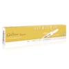 Golden Repair 10er Ampullenpackung in der Farbe ockergelb und weiß.