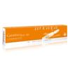 Carotin Open Air Ampullen 10er Packung in der Farbe orange und weiß.