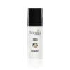 Weißer Spender von Soness cosmetics mit schwarzem Deckel. Beschriftung des Spenders lautet Hydro Series - Hyaluron Booster Creme.