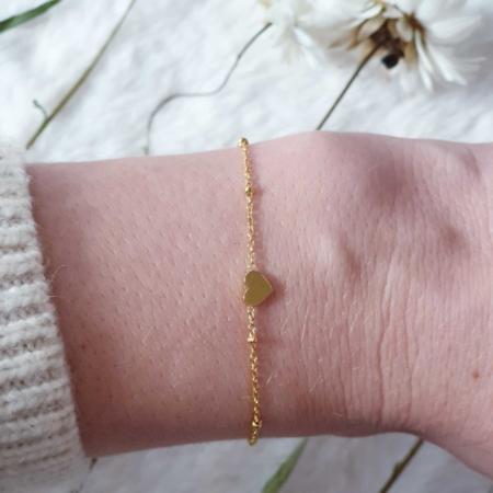 Armkettchen in gold
