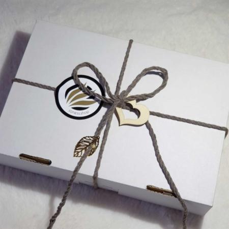 Geschenkbox weiß