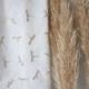 Musselintuch golddra 60x60cm
